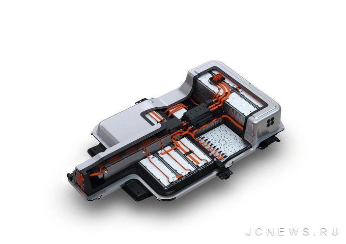 Volkswagen работает над плоской батареей для нового электрокара