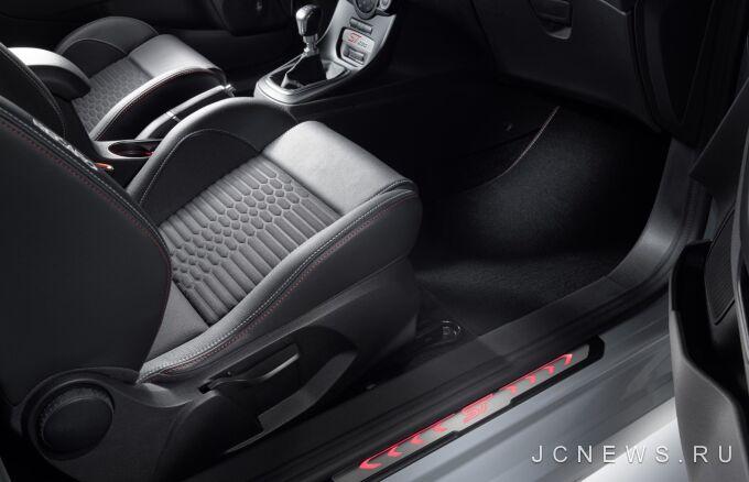 Ford предложил для Fiesta версию ST