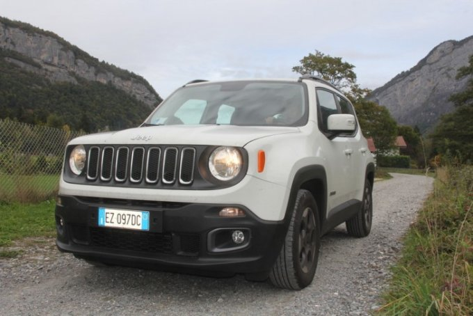 Jeep Renegade: склонный к экстриму