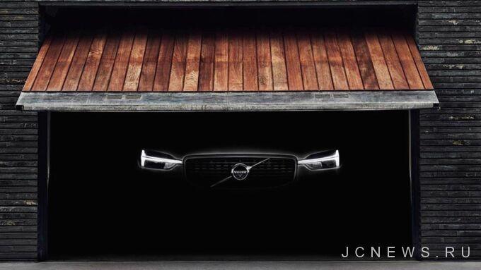 Volvo показал несколько тизеров нового XC60