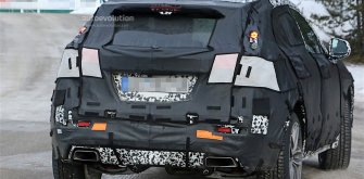 Cadillac XT4 проверили за Полярным кругом
