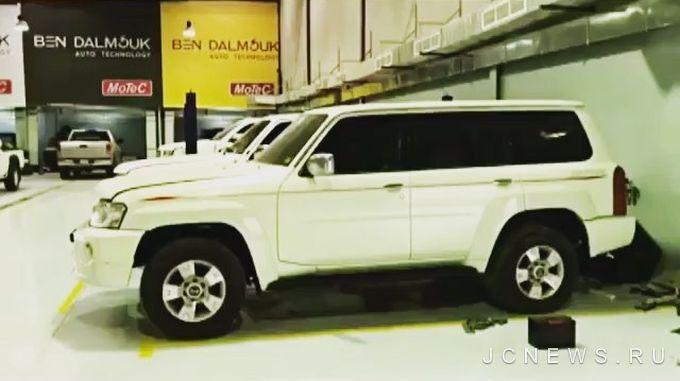 В Дубае выпустили 3000-сильный Nissan Patrol