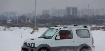 УАЗ Патриот против Suzuki Jimny