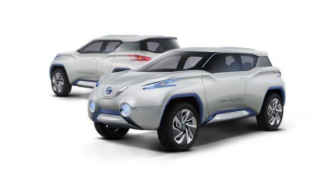 Nissan Leaf может стать отцом Terra
