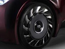 Toyota примеряет безвоздушные шины на свои будущие модели