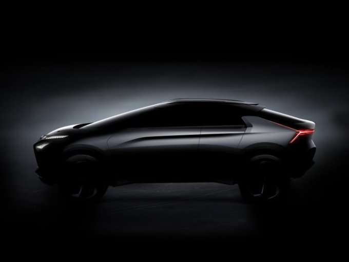 Mitsubishi показал детали нового e-Volution