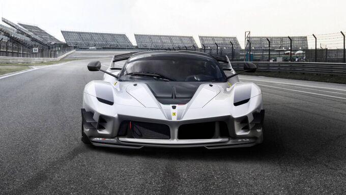 Ferrari показал результаты «диеты» FXX K
