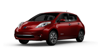 Nissan провел всемирную перепись Leaf